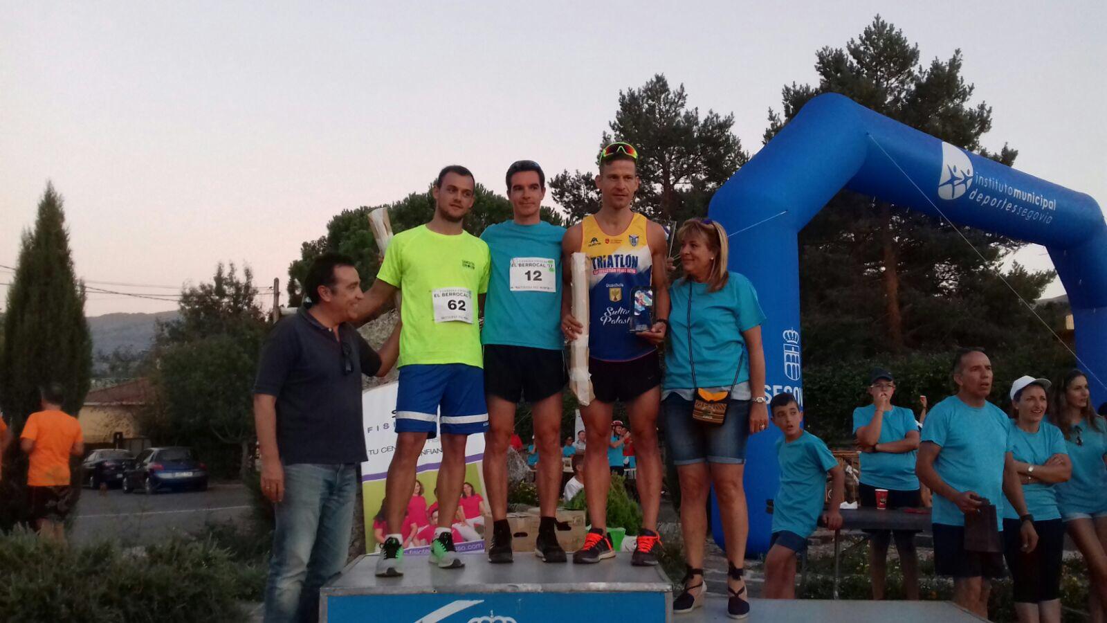 """I Carrera Popular """"El Berrocal"""" (Ortigosa del Monte)"""