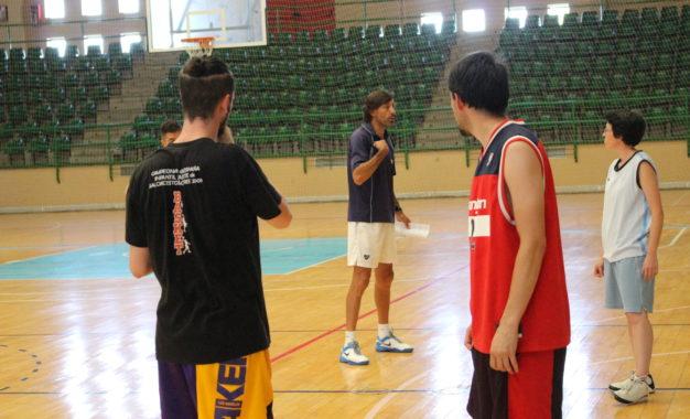 Curso de Entrenador de Baloncesto de Iniciación-Nivel 0