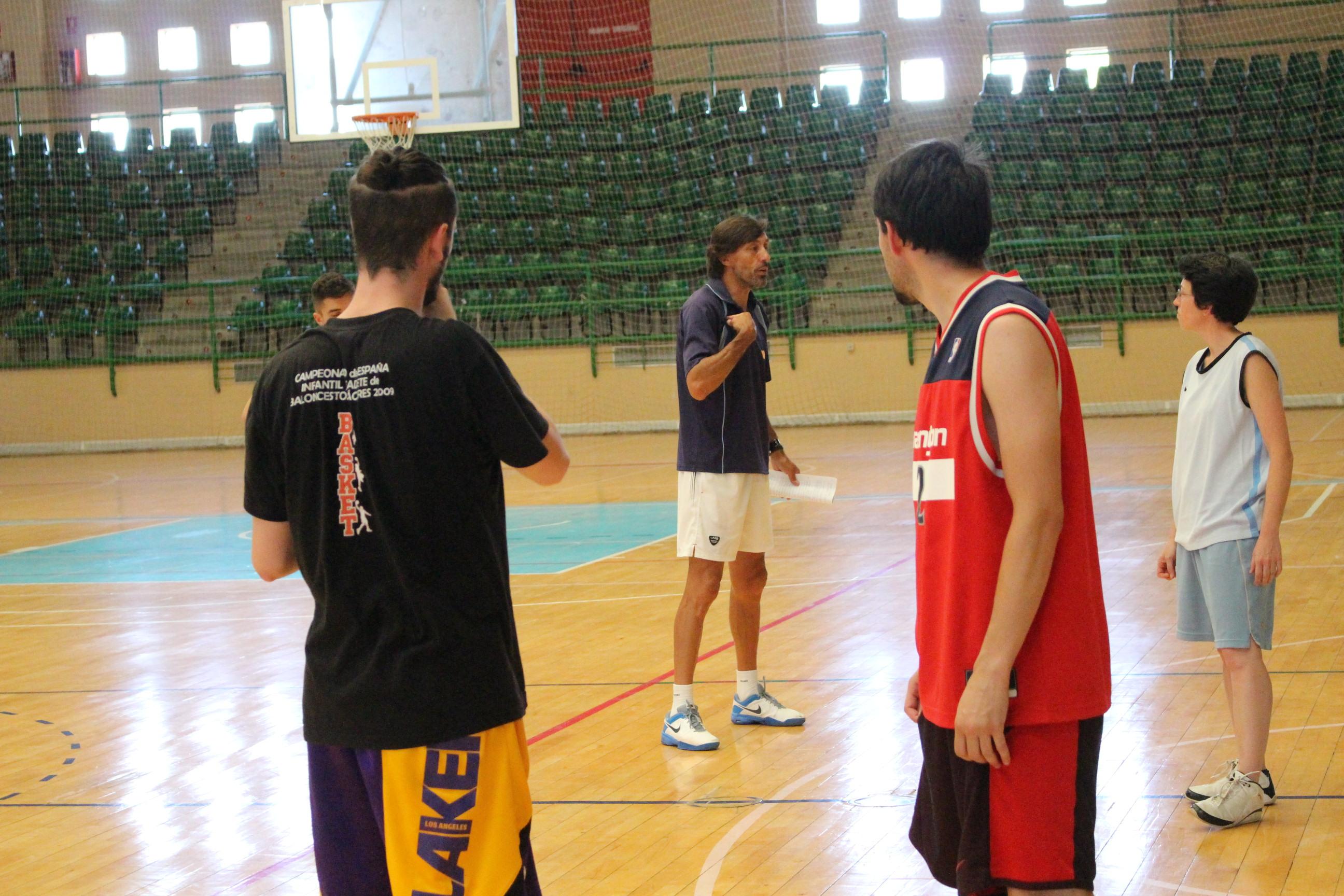 Escuela de Formación IMD: Curso de Entrenador de Baloncesto de Iniciación-Nivel 0