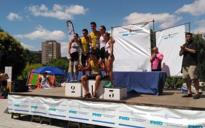 Sensacional actuación del Club Triatlón IMD Segovia