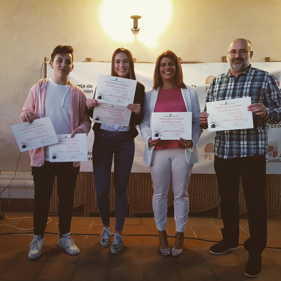 Crónica del Fin de Semana: Club de Esgrima de Segovia