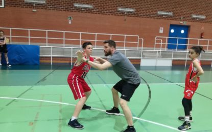 Más de cien participantes abren una nueva edición del Centro de Tecnificación de Baloncesto del Instituto Municipal de Deportes de Segovia