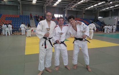 Club de Judo Yoshi: estupendos resultados en el Campeonato Autonómico Senior de Judo