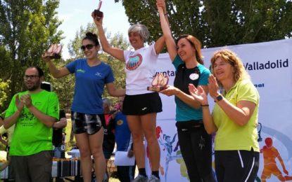 Triunfo del club Nordic Walking Segovia en el Campeonato de Castilla y León de Marcha Nórdica 2019