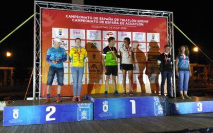 Otro buen fin de semana para el Club Triatlon IMD Segovia