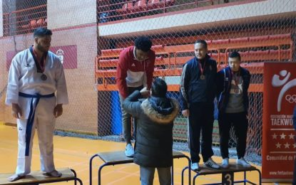 C.D. Victoria – La Sierra: Campeonato Absoluto de Madrid de Taekwondo