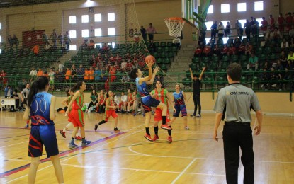 La entrega de premios cerró la temporada 2016/2017 para las ligas de edad de baloncesto