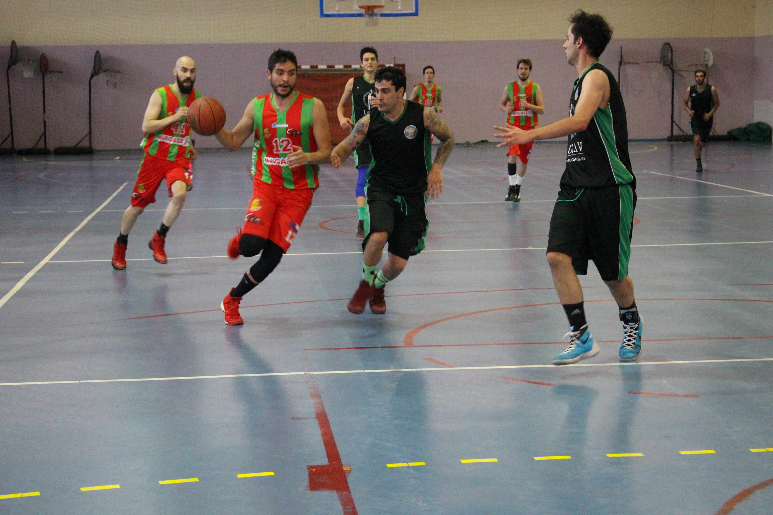 Fin de semana especial para el baloncesto segoviano