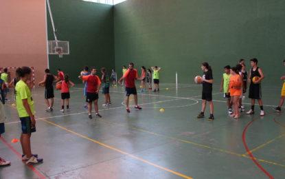 Actividades de Tecnificación de Baloncesto en Verano con Pedro Rivero