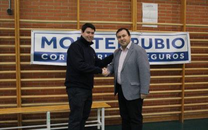 Seguros Monterrubio y la Federación de Baloncesto renuevan su patrocinio