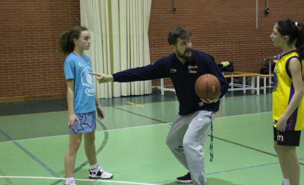 Segovia cierra su centro de Tecnificación de Baloncesto con ejercicios para entrenarse en verano