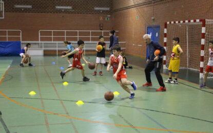 Abierta la convocatoria para el Centro de tecnificación de Baloncesto IMD Segovia