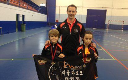 Nuevas medallas de plata y bronce para los componentes del C.D. Taekwondo RM-Sport & TKD Zona Sur