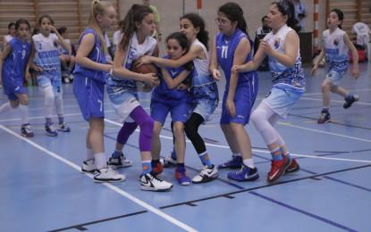 Buenas sensaciones para las selecciones de Segovia de Minibasket