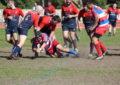 El equipo de rugby BigMat Tabanera Lobos gana al lider