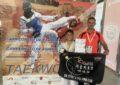 C.D. Taekwondo RM-Sport: Crónica del Fin de semana