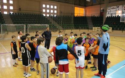 Delegación de Baloncesto: Comienza el Programa Regional de Detección en Segovia con la generación de 2006