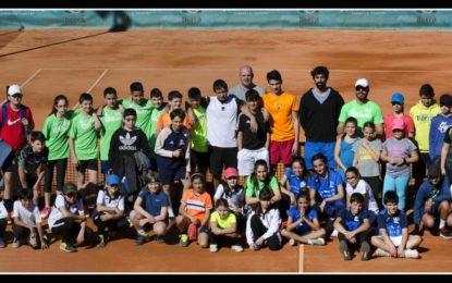 Espacio Tierra punto de encuentro entre Clubes de Madrid, Salamanca, Valladolid