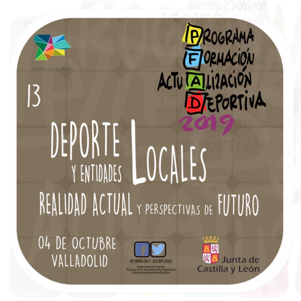 Jornada Deporte y Entidades Locales