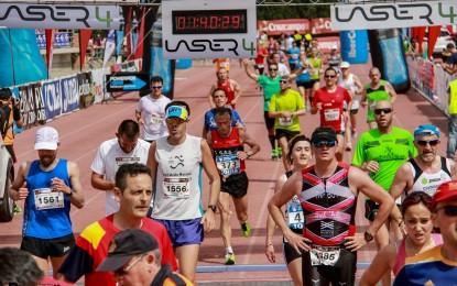 Campeonato de España de veteranos de Media Marathon