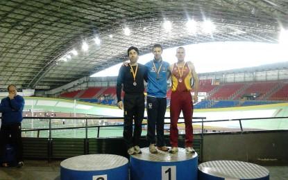 El atleta segoviano Juan Luis Álvarez sigue cosechando medallas