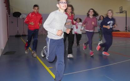 Crónica de Deporte Escolar: encuentros del día 13 de Marzo de 2015