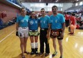 Cuatro Segovianos, cinco medallas.  En España ya se conocen sus nombres….