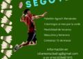 I Liga de Bádminton en Segovia