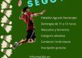 I Liga de Bádminton Segovia