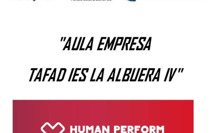 Aula Empresa – TAFAD IES La Albuera IV