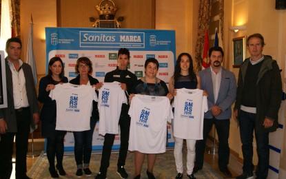 Presentación de la III Sanitas Marca Running Series de Segovia