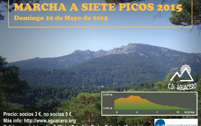 Marcha a Siete Picos 2015