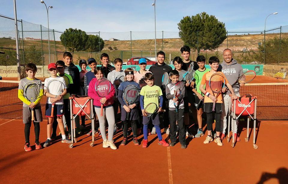 Una docena de jugadores de Espacio Tierra participarán en el Máster de Castilla y León