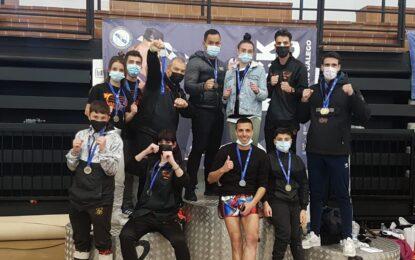 """Club Victoria """"KickBoxing"""": Vuelven las competiciones, vuelven las medallas"""