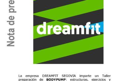 Aula Empresa – TAFAD I.ES. La Albuera V: Dreamfit Segovia