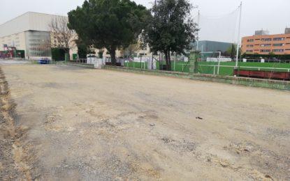 Nueva zona de entrenamiento en Nueva Segovia