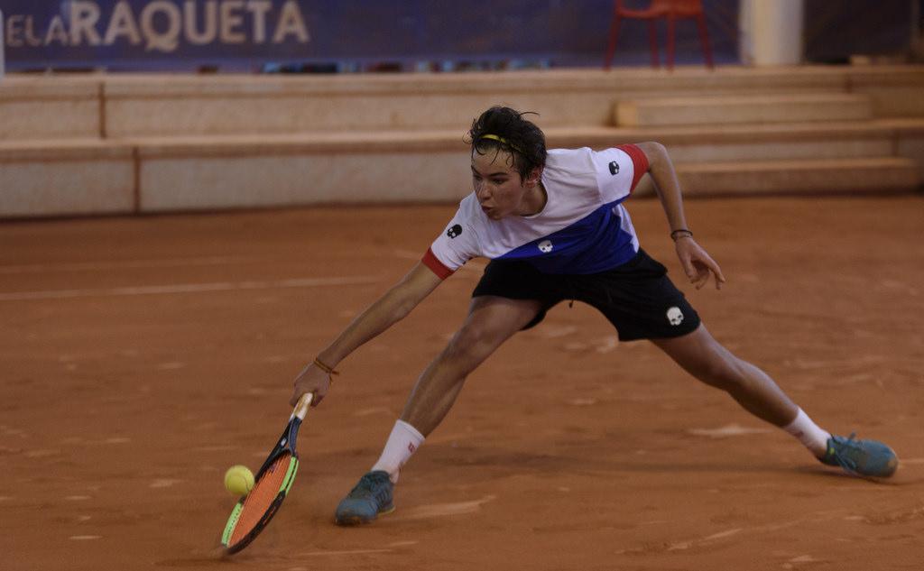 Nicolás Herrero confirma su progresión situándose entre los 16 mejores jugadores de España