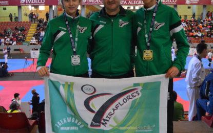 """X Open Internacional Taekwondo de Andalucia  """"Oro y Plata  Taekwondo Miraflores – Bekdoosan"""""""
