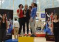 Inés de Benito medalla de oro en la XVII Copa de Andorra de Taekwondo