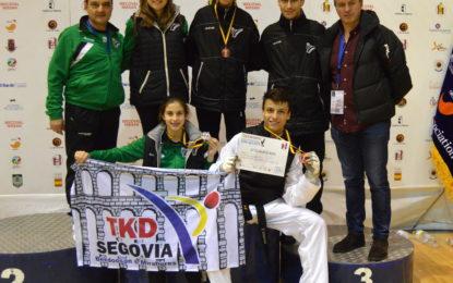"""Pleno de medallas para el Club de Taekwondo """"Miraflores-Bekdoosan"""" en el """"II Open Internacional Taekwondo El Quijote"""""""