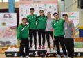 """Dos oros y una plata para el CD Taekwondo Miraflores-Bekdoosan en el """"Open Profesional de Taekwondo 2019"""""""