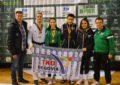 """Medallas de oro para el """"Taekwondo Miraflores-Bekdoosan"""""""