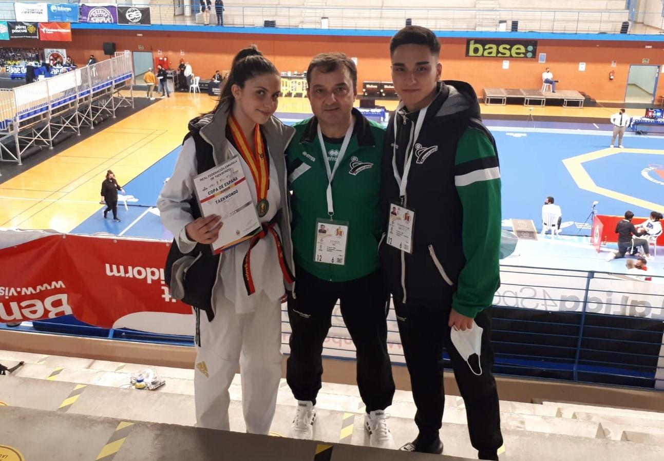 C.D. Taekwondo Miraflores–Bekdoosan: Crónica del fin de semana