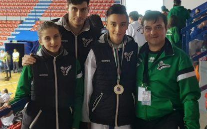 Medalla de Oro para Enrique Herrero en el II Open Internacional de Euskadi de Taekwondo
