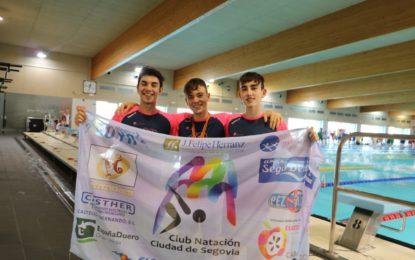 Segis Álvarez consigue cinco medallas de oro en el Territorial Infantil y 7 mínimas para el Campeonato de España en Barcelona