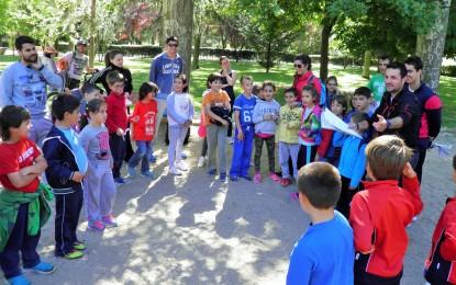 Los Juegos Autoctonos y la Orientación fueron las actividades estrella de los encuentros de Deporte Escolar