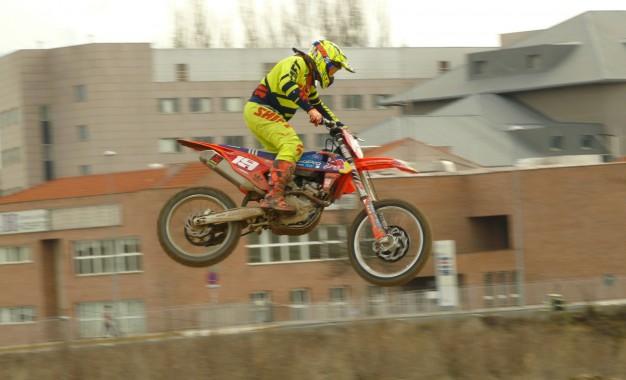 Curso de Motocross en el Circuito de Segovia