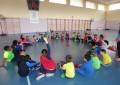 Encuentros de Juegos Deportivos modificados de Invasión y Baloncesto en el Deporte Escolar