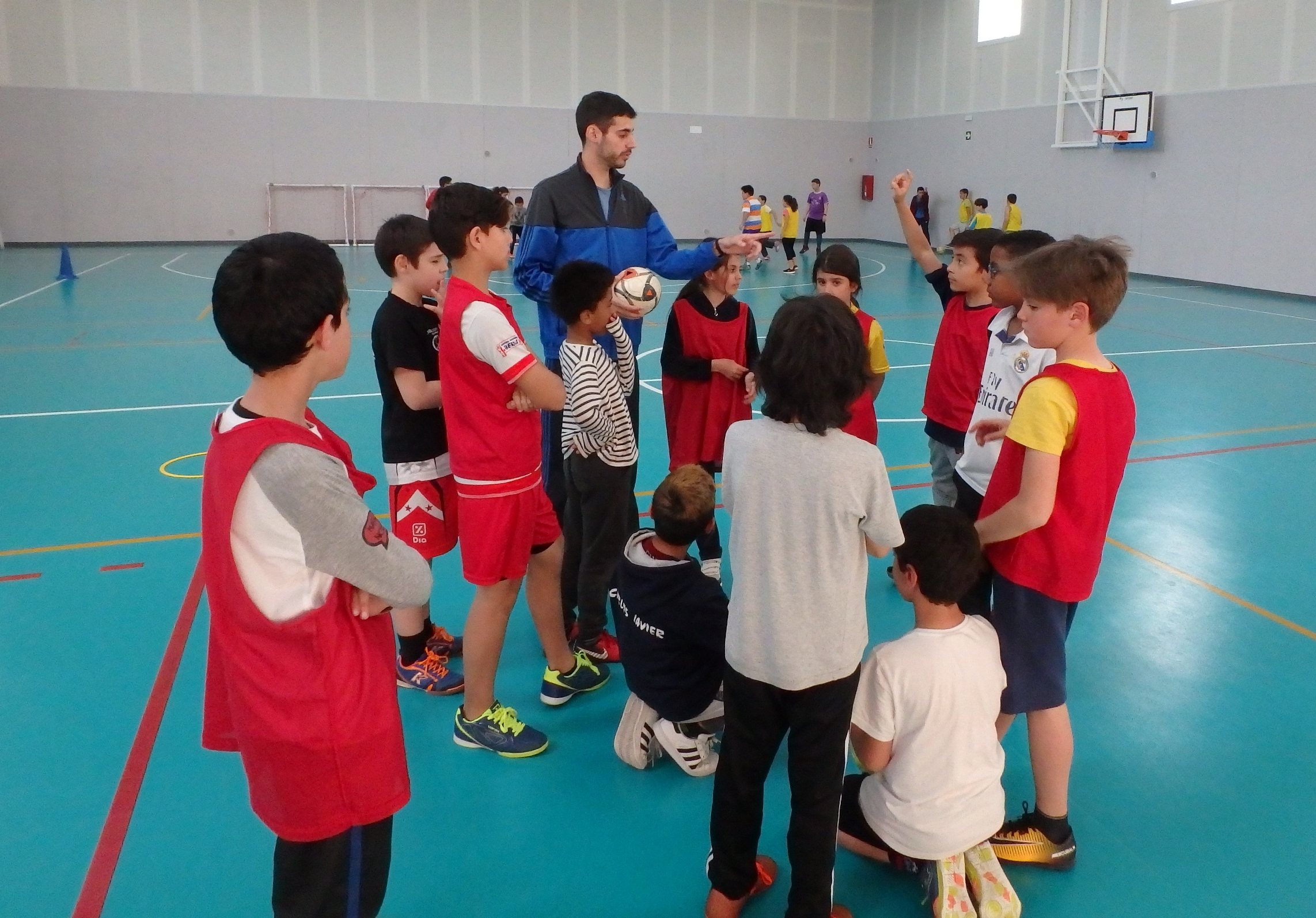 Deporte Escolar: Prebenjamines, Benjamines y Alevines