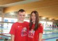 Los nadadores segovianos Segis Álvarez (con 4 mínimas) y Paula Gómez (2 mínimas) acudirán al Campeonato de España Infantil